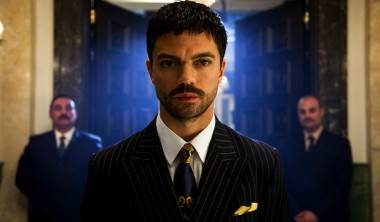 Dominic Cooper in The Devil's Double (2011).