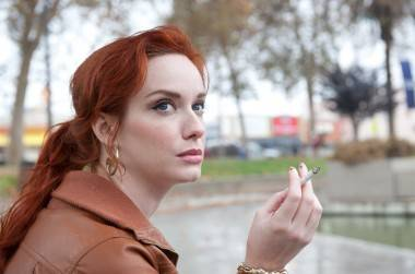 Christina Hendricks in Drive