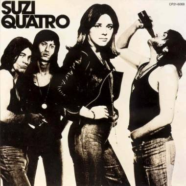 Suzi Quatro photos album cover