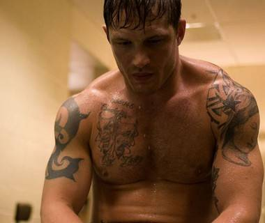 Tom Hardy in Warrior (2011) movie
