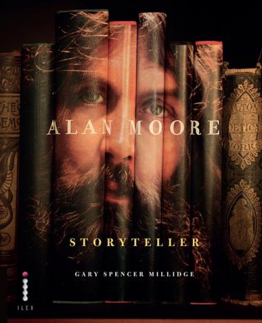 Alan Moore Storyteller book cover
