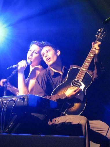 Amanda Palmer live at Venue
