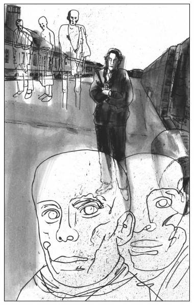 art from David Lester's The Listener