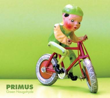 album covers Primus Green Naugahyde