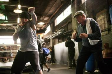 Tom Hardy Nick Nolte Warrior movie 2011
