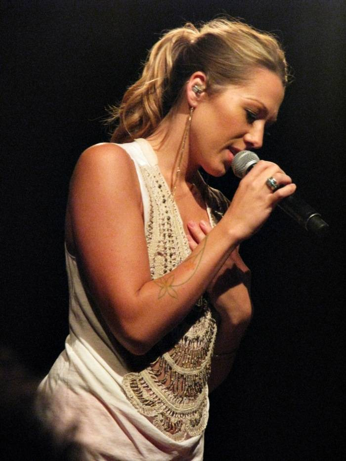 Colbie Caillat at the Commodore Ballroom 2011