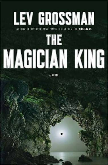 Magician King book cover