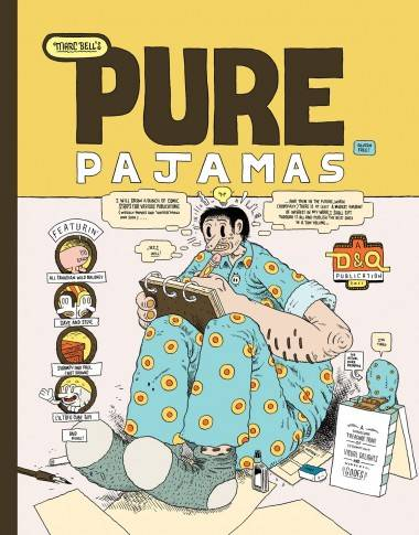 Pure Pajamas book cover