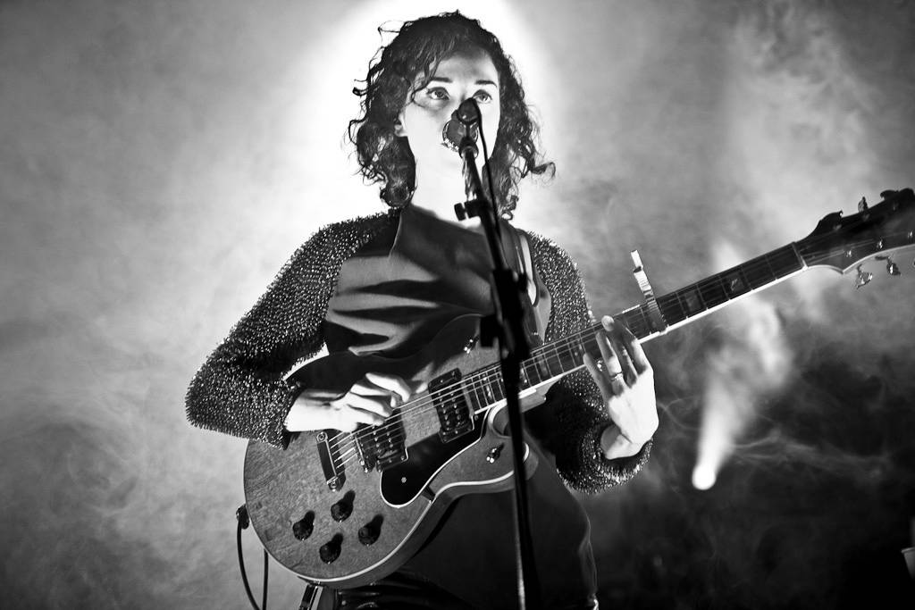 St. Vincent at the Commodore Ballroom 2011
