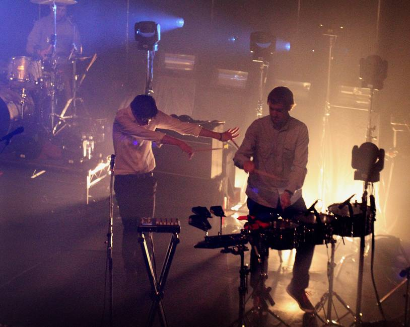 Cut Copy at the Vogue Theatre 2011