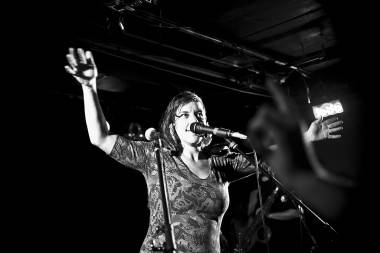 tUnE-yArDs at Biltmore Cabaret photo