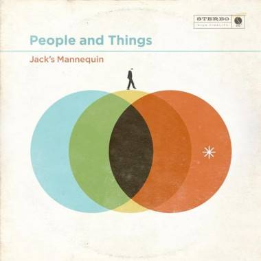 Jack's Mannequin album cover People and Things