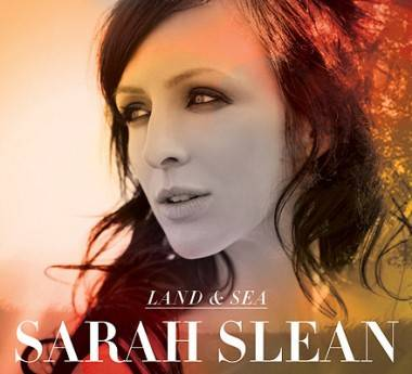 Land and Sea Sarah Slean album cover image