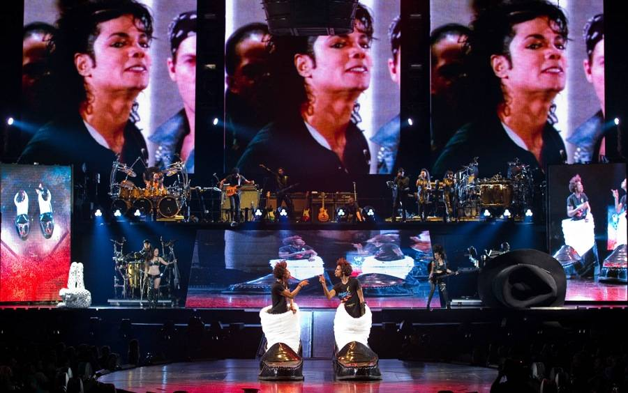 Michael Jackson: The Immortal image