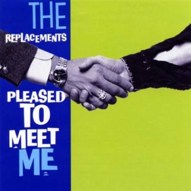 The Replacements Pleased to Meet Me album cover image