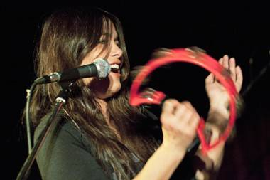 Rachael Yamagata at the Media Club photo