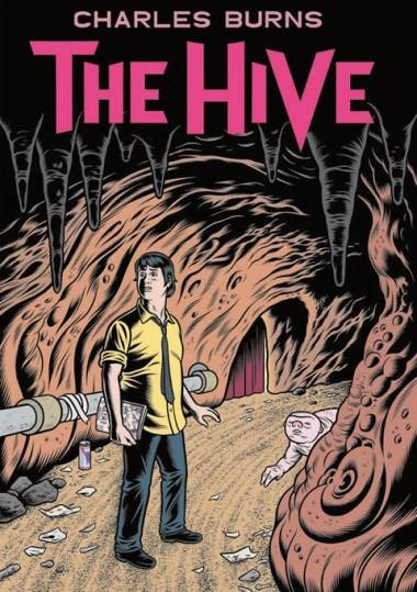 The Hive Charles Burns art