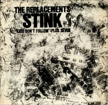 The Replacements Stink album cover
