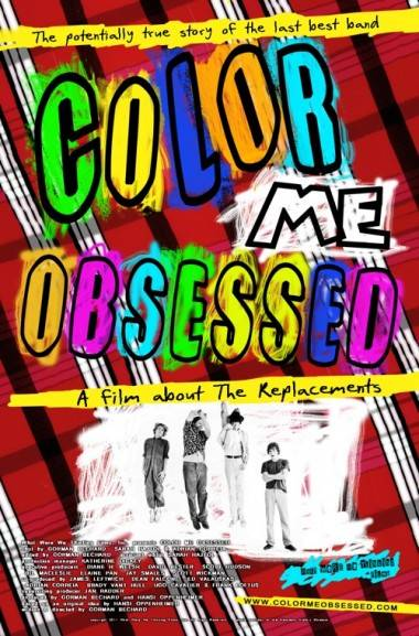 Color Me Obsessed movie poster
