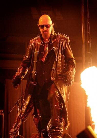 Judas Priest at Rogers Arena