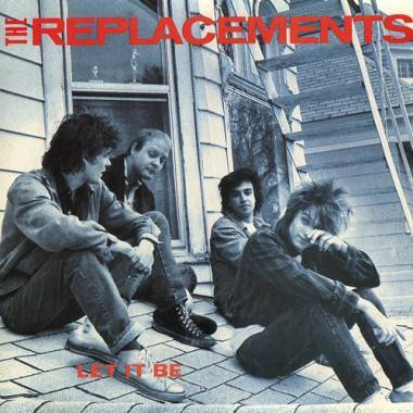 The Replacements Let It Be album cover image