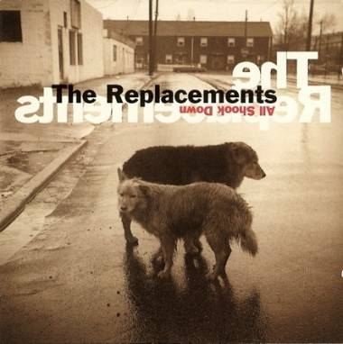 The Replacements All Shook Down album cover image