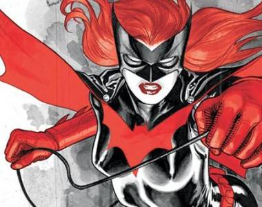 J.H. Williams Batwoman art
