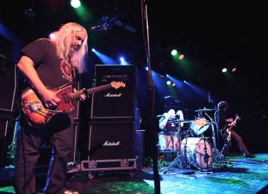 Dinosaur Jr. at the Commodore Ballroom photo
