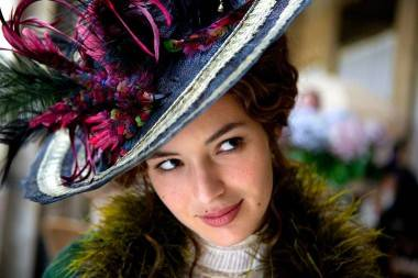 Louise Bourgoin in Adele Blanc-Sec movie (2010) image