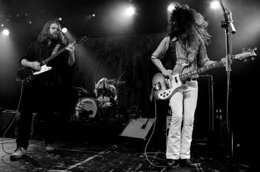 The Sheepdogs at the Commodore photo