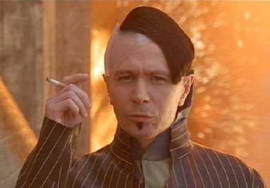 Gary Oldman in The Fifth Element movie image