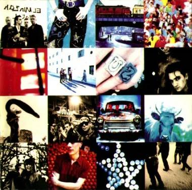 Achtung Baby album cover image