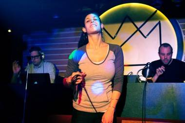 Dessa with Doomtree at Fortune Sound Club photo