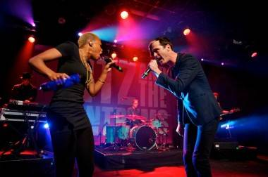 Fitz and the Tantrums at the Commodore Ballroom photo