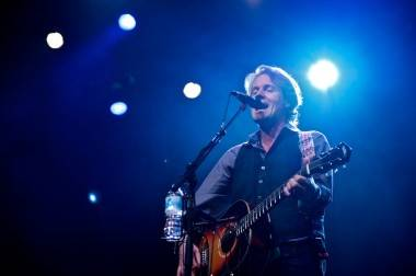 Jim Cuddy at the Vogue Theatre photo