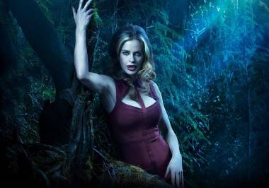 True Blood star Kristin Bauer publicity image