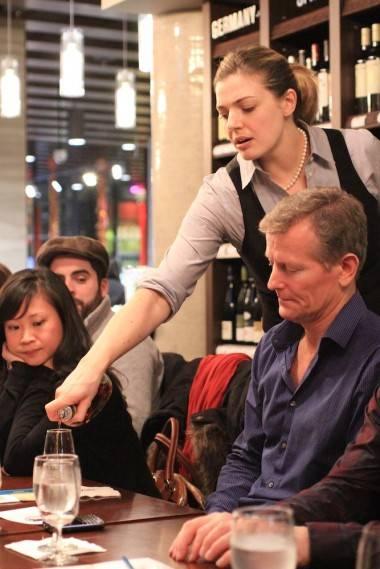 Lauren Mote at Bitter Sling Bistro photo