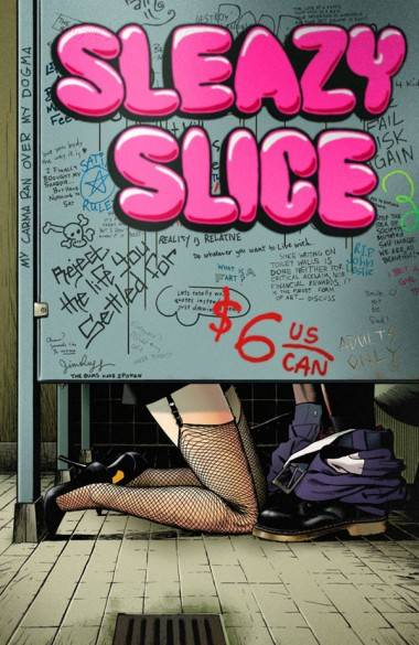 Cover art for Sleazy Slice