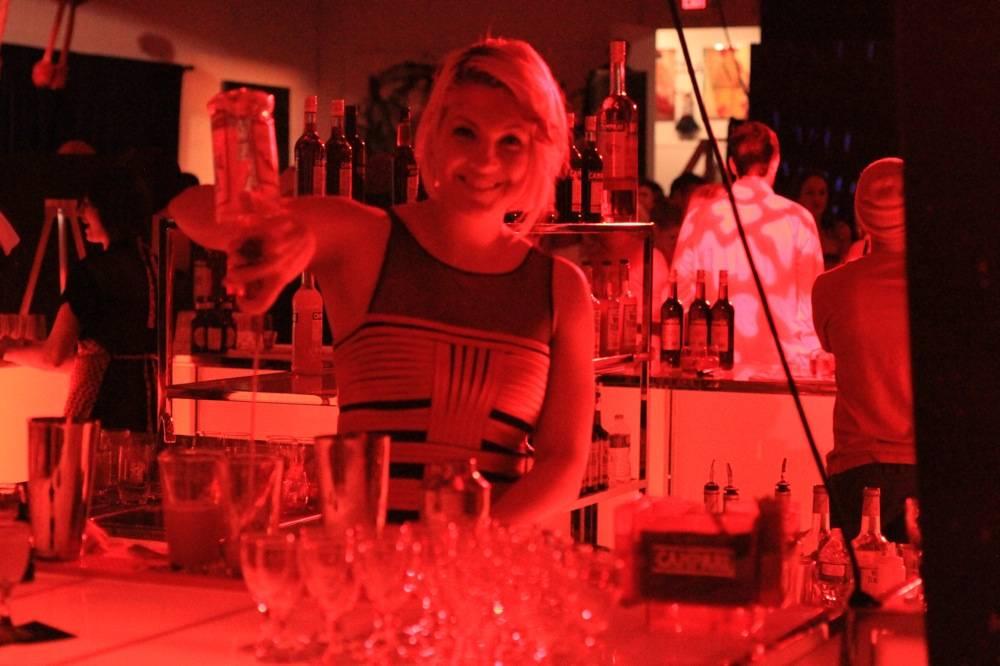 Danielle Tatarin at Bitter Bash photo