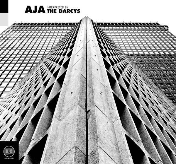 The Darcys Aja album cover art
