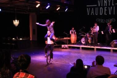 Vinyl Vaudeville