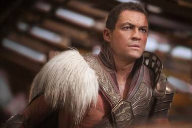 Dominic West in John Carter movie image