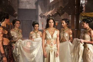 Bridesmaids in John Carter movie image