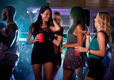 Party Girls in Project X movie image