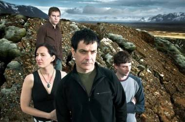 The Wedding Present press photo