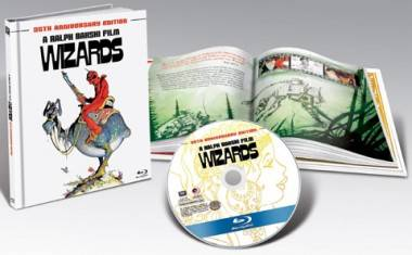 Wizards 35th anniversary package.