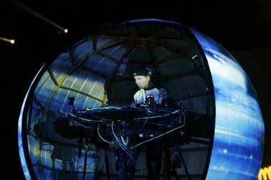 DJ Shadow at the Commodore Ballroom photo
