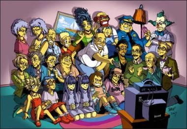 Nina Matsumoto's Simpsonzu.
