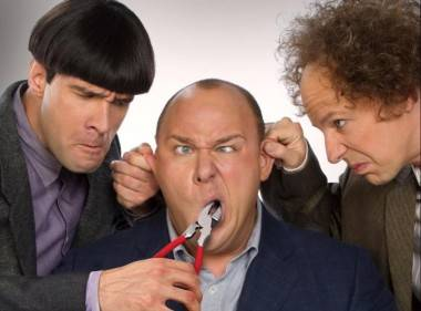 The Three Stooges movie 2012 image