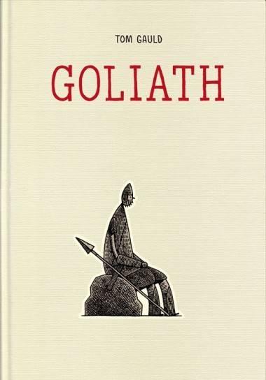 Goliath graphic novel cover image